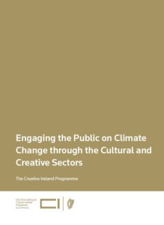 Engaging the Public on Climate Change through the Cultural and Creative Sectors File