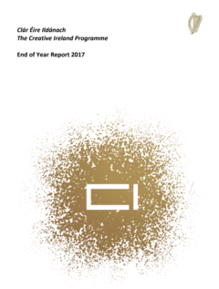 Creative Ireland end of year report 2017 File