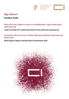 Creative Youth Progress Report File