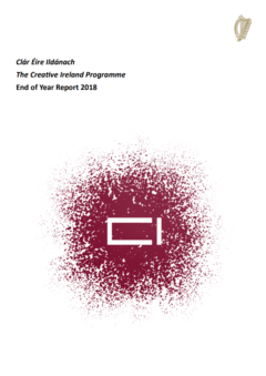 Creative Ireland end of year report 2018 File