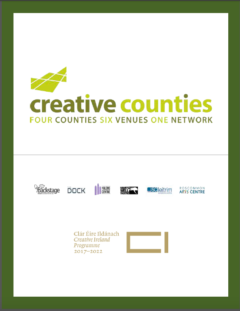 Creative Counties: Four Counties, Six Venues, One Network File