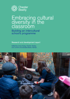 Embracing cultural diversity in the classroom: Building an intercultural school's programme File