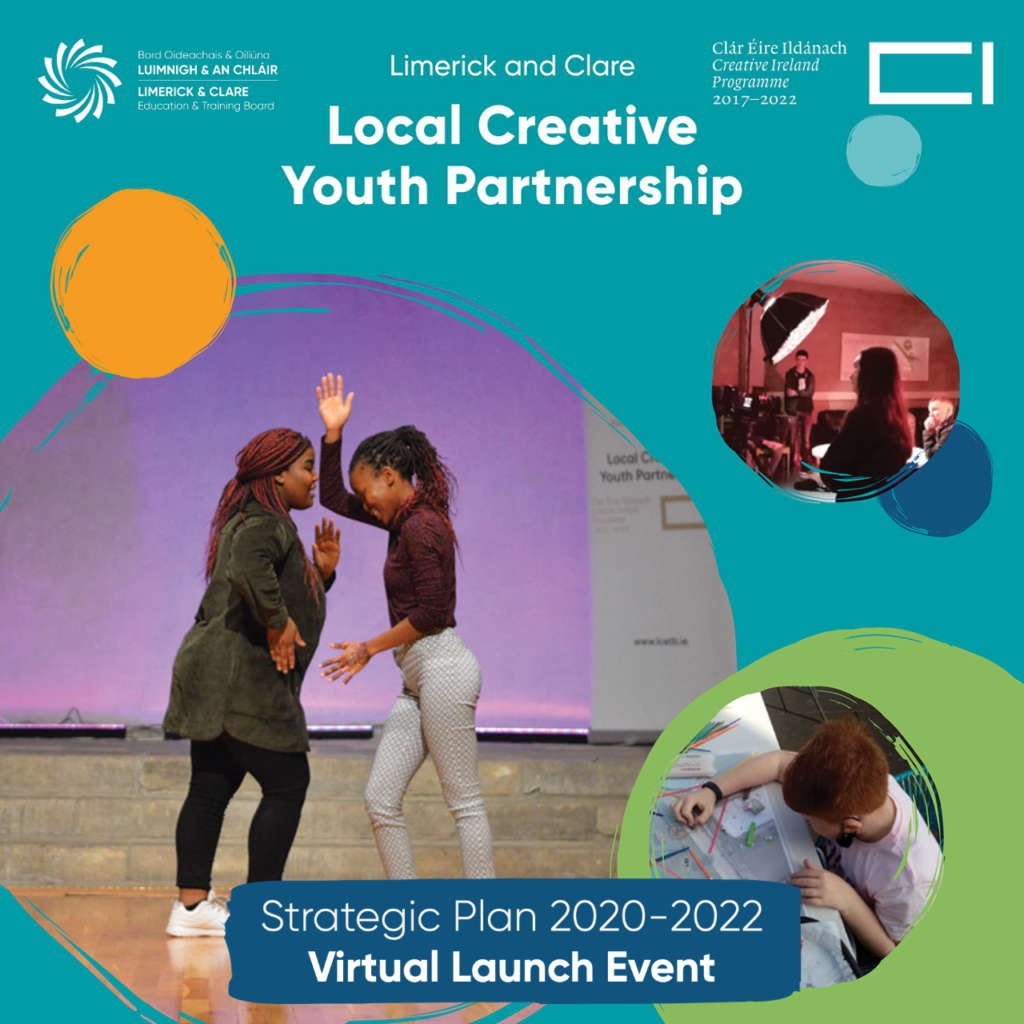 LCYP Virtual Launch poster